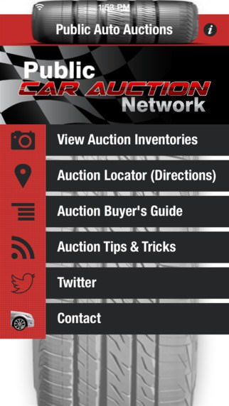 public auction app