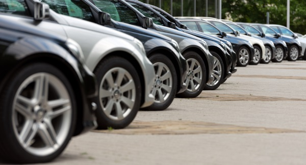second hand auction cars