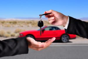 car seller and buyer